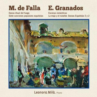 Manuel de Falla – Enric Granados